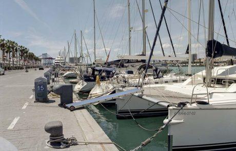 Proyecto de instalaciones con Dársena Muelle, Puerto de Málaga | Kerbero Instalaciones @Kerbero.es