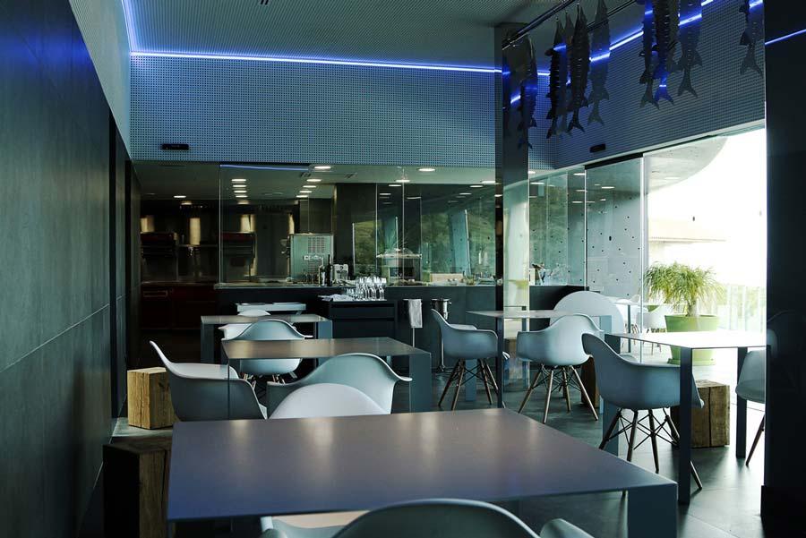 Proyecto de nueva cocina equipada con el restaurante Sollo | @Kerbero.es