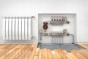 Instalaciones de calefacción por suelo radiante | @Kerbero.es